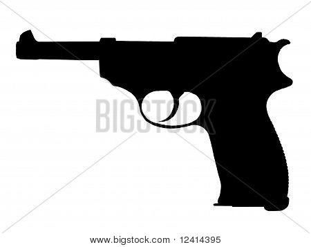 WW2 - pistola