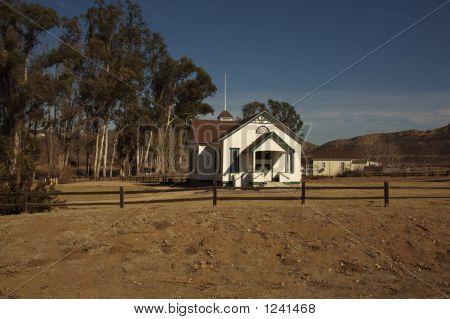 Church In A Rural Area