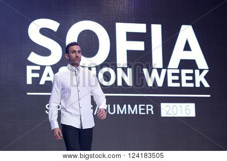 Sofia Fashion Week Man