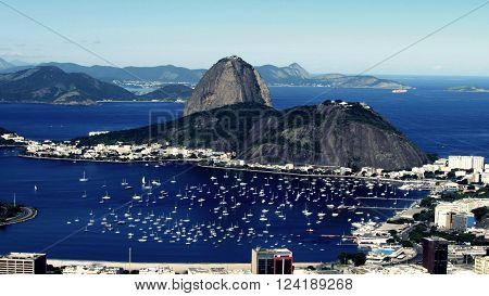 Baía de Guanabara, Rio de Janeiro - Brazil