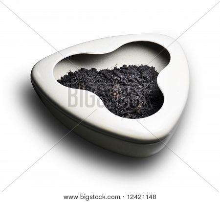 Modern soil pot