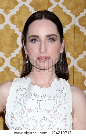 LOS ANGELES - MAR 31:  Zoe Lister-Jones at the Confirmation HBO Premiere Screening at the Paramount Studios Theater on March 31, 2016 in Los Angeles, CA