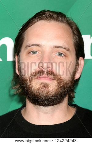 LOS ANGELES - APR 1:  Aaron Stanford at the NBC Universal Summer Press Day 2016 at the Four Seasons Hotel on April 1, 2016 in Westlake Village, CA
