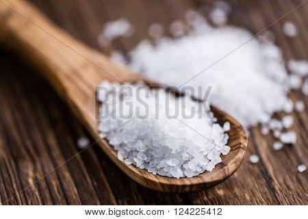 Coarse Salt (selective Focus)