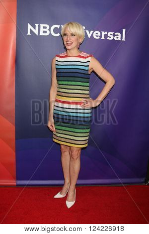 LOS ANGELES - APR 1:  Dorinda Medley at the NBC Universal Summer Press Day 2016 at the Four Seasons Hotel on April 1, 2016 in Westlake Village, CA