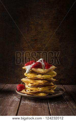 The Original Belgian Waffles