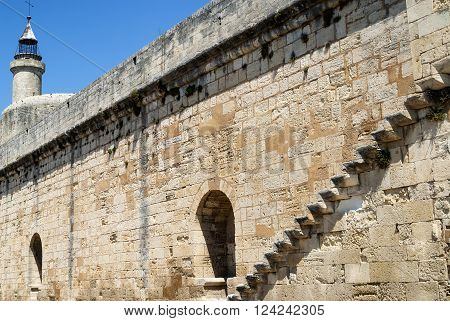 Aigues-Mortes (Gard Languedoc-Roussillon France): the historic walls