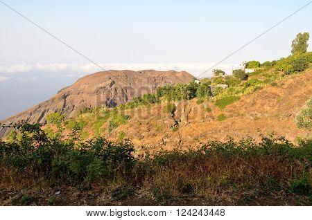 Volcão Monte Preto