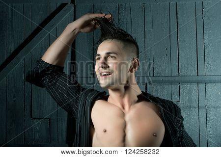 Sexy Macho Man