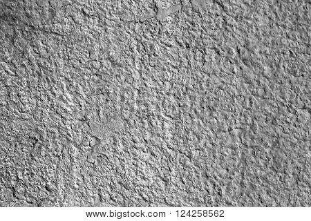 Grey Coarse Textured Surface
