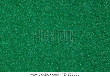 Green spongy macro texture porous pattern background
