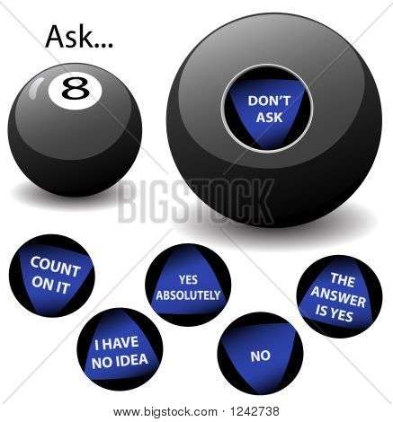 Oracle 8-ball