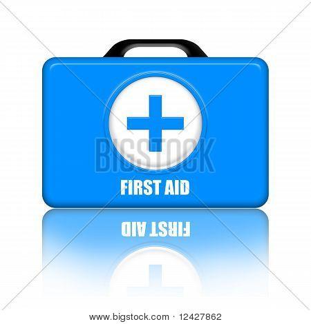 Azul de primeiros socorros