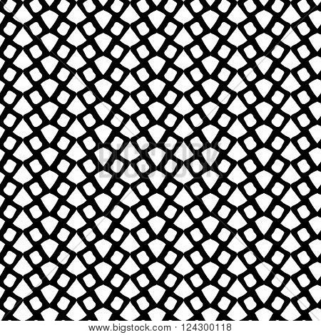 Lace geometric abstract background. Seamless lacy pattern. Vector lacy.