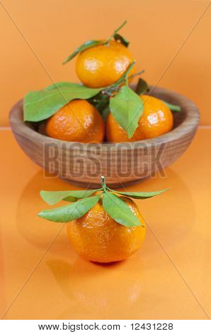 Clementines.