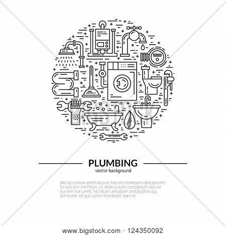 Plumbing Concept