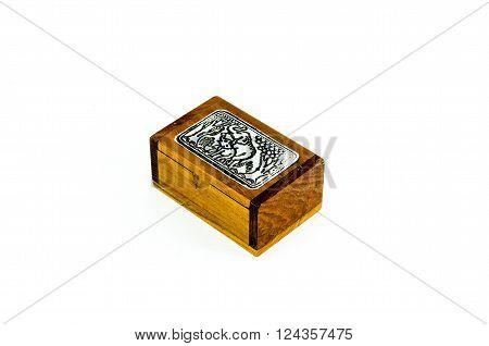 elephant gift box isolated thai gift, box