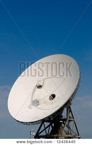 big sattelite dish