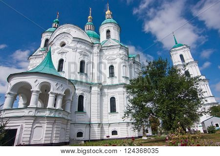 The Cathedral In Kozelets, Ukraine