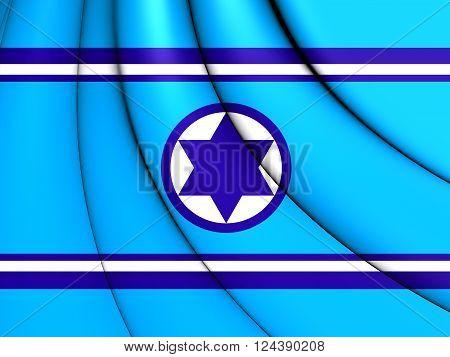 Flag Of Israeli Air Force