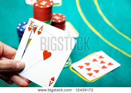 Poker In Casino