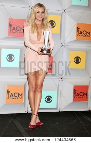 LAS VEGAS - APR 3:  Kelsea Ballerini at the 51st Academy of Country Music Awards at the MGM Grand Garden Arena on April 3, 2016 in Las Vegas, NV