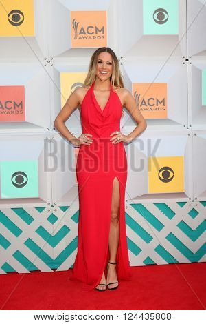 LAS VEGAS - APR 3:  Jana Kramer at the 51st Academy of Country Music Awards Arrivals at the Four Seasons Hotel on April 3, 2016 in Las Vegas, NV