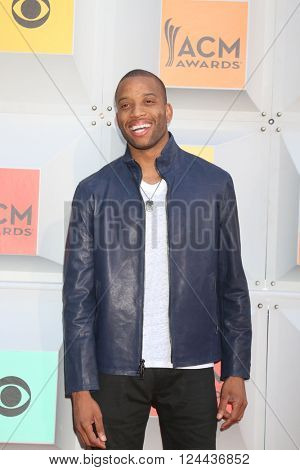 LAS VEGAS - APR 3:  Trombone Shorty at the 51st Academy of Country Music Awards Arrivals at the Four Seasons Hotel on April 3, 2016 in Las Vegas, NV