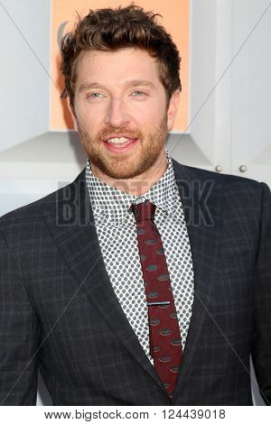 LAS VEGAS - APR 3:  Brett Eldredge at the 51st Academy of Country Music Awards Arrivals at the Four Seasons Hotel on April 3, 2016 in Las Vegas, NV