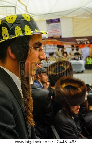 Purim 2016 In Jerusalem