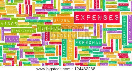Expenses on a Personal Level and Expenditure in Life