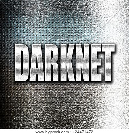 Grunge metal Darknet internet background with some soft smooth lines