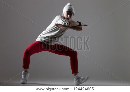 Cool Modern Dance Movement