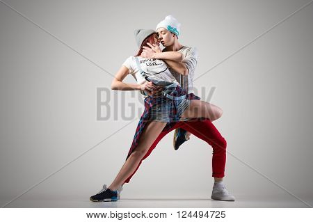 Young Lovers Dance