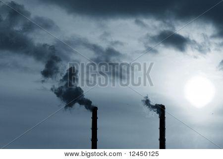 factory emissions