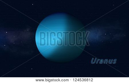Gas Giant Uranus