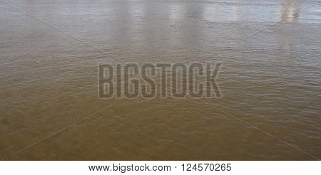Muddy Water Background