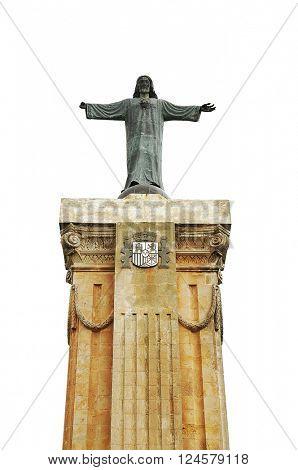 Statue of jesus christ