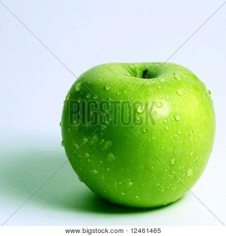 verde manzana fresca