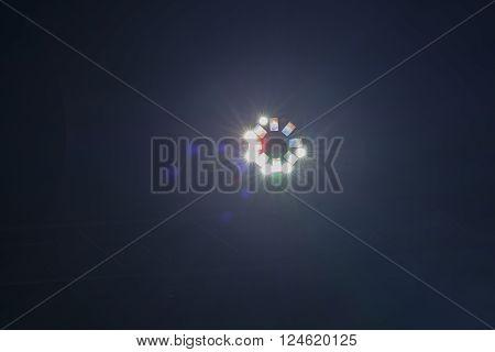 Disco Light Effect