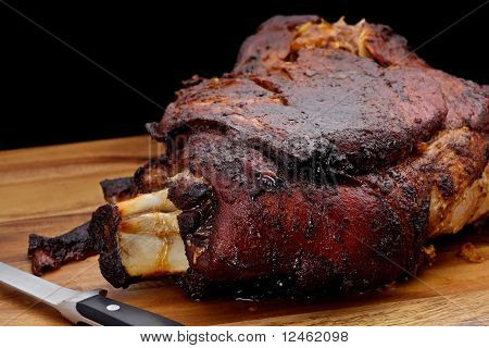 Roasted Pork Shoulder
