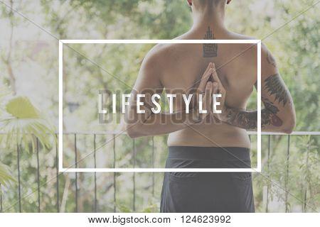 Lifestyle Behavior Culture Habits Interests Concept
