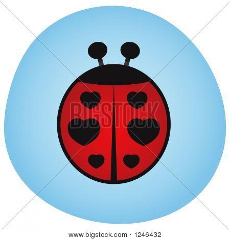 Valentines Day Love Bug