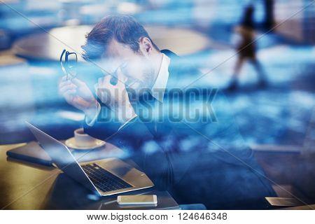 Tense work