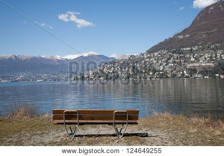 Lake, Nature in Switzerland, Lake Ceresio