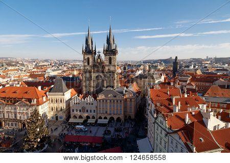 Prague Tyn Church