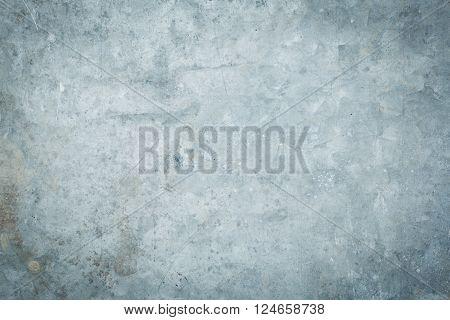 Zinc Grunge Texture Background