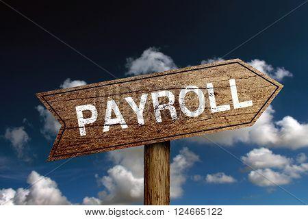 Payroll Text