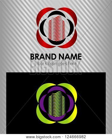 Real Estate logo Real Estate logo vector design template