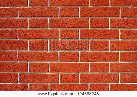 bric wall texture with vignette can use as background